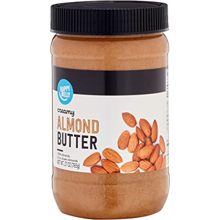 Happy Belly Almond Butter, 27oz