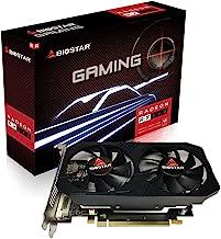 Biostar Radeon RX 560 4GB GDDR5 128-Bit DirectX 12 PCI Express 3.0 DVI-D Dual Link, HDMI, DisplayPort and Dual Cooling Fan...
