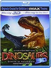 IMAX-Dinosaurs; Giants of Patagonia 3D [Blu-ray] [Reino Unido]