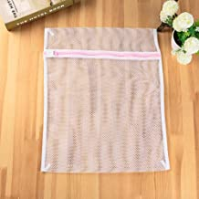 Laundry Bags 6 Size White Coarse Mesh Laundry Bags for Washing Machines Lingerie Laundry Wash Bags Modern Polyester Laundr...