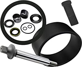 Jet Pump Rebuild Kit w/Venom Wear Ring, Bearings, Seal, Impeller Shaft & Tool (Compatible With Sea-Doo Fits MANY 1989-1999 GS, GSI, GSX, GTI, GTX, RFi See Ad For EXACT Year & Model Fit Before Buying)