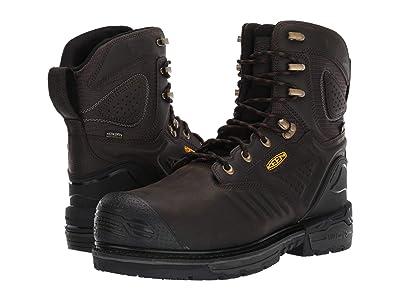 Keen Utility CSA Philadelphia+ 8 600G WP Carbon-Fiber Toe (Cascade Brown/Black) Men