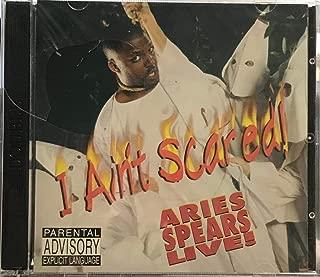 I Ain't Scared Aries Spears Live RAP CD