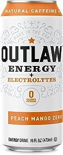 Outlaw Energy Plus Electrolytes - Peach Mango
