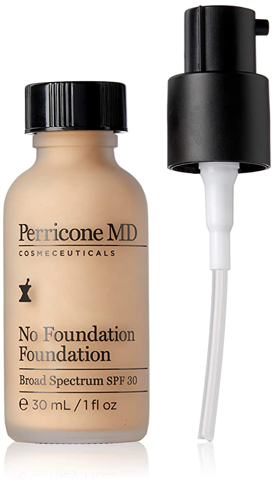 仮称魔術血統ドクターペリコン No Foundation Foundation SPF 30 - NO. 1 Fair to Light 30ml