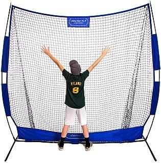 Utility Man XL8 Baseball/Softball 8' x 8' Practice Net