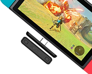 $29 » Gulikit Route Air Switch Bluetooth Adapter Wireless Audio Transmitter w/APTX Low Latency Compatible with Nintendo Switch & Switch Lite, PS4 PC Laptops for Airpods Bluetooth Headphone Speakers (Black)