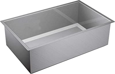 Moen G16100 Sink, Stainless