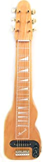 Morrell PLUS Series 6-String Lap Steel Guitar Gloss Natural Finish USA