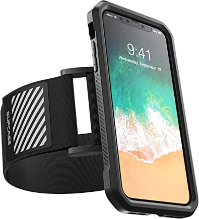 SUPCASE iPhone X and XS Case, Black