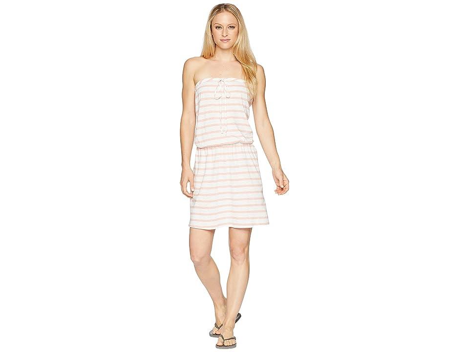 Carve Designs Tucker Convertible Dress (Flamingo Boardwalk) Women