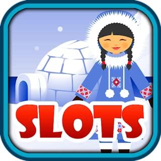 Slots - Eskimo Iceberg Frozen Magic Bonanza Casino for Android & Kindle Fire Free