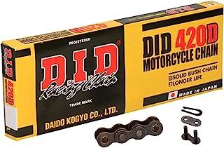 DID Kette 420 D, 90 Glieder (Standard), offen mit Clipschloss