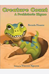 Creature Count: A Prehistoric Rhyme Kindle Edition