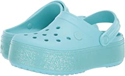 Crocband Platform Clog GS (Little Kid/Big Kid)