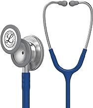 3M Littmann Classic III Monitoring Stethoscope, Navy Blue Tube, 27 inch, 5622