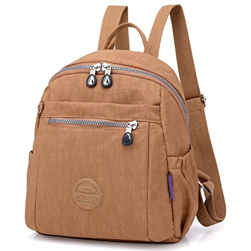 f67212e35d23 Tianhengyi Mini Women Nylon Backpack Purse Casual Lightweight Strong Small  Packback Daypack for Girls Cycling Hiking
