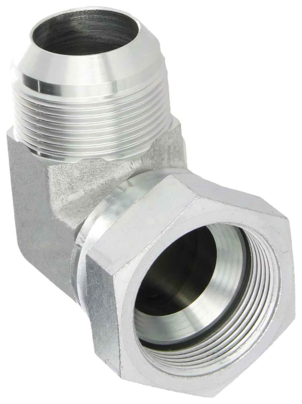 Eaton Weatherhead C5506X20 Carbon Steel Degree JIC Max 62% OFF SAE 37 Al sold out. Flar