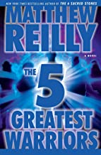The Five Greatest Warriors: A Novel (Jack West, Jr. Book 3)