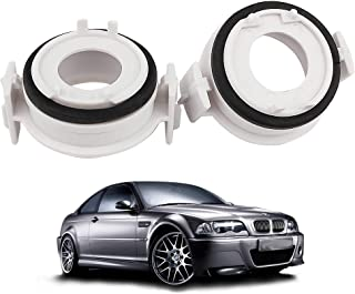 H7 Retainer Holder Compatible for 1998-2005 BMW E46 3 Series 325i 325ci 330i 330ci Replacement LED Headlight Conversion Kit by TOMALL