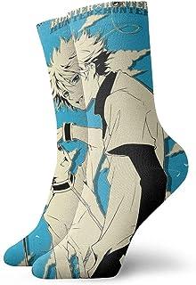 Maikurixukay, Anime Hunter x Hunter Calcetines Hombres Mujeres Senderismo Calcetines Niños Niñas Lindo Comodidad Transpirable Casual Sox