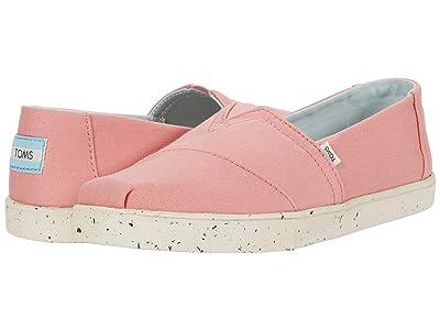 TOMS Alpargata Cupsole (Plant Dyed Pink) Women