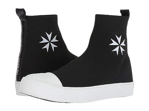 Neil Barrett Military Star Techknit Sock Sneaker