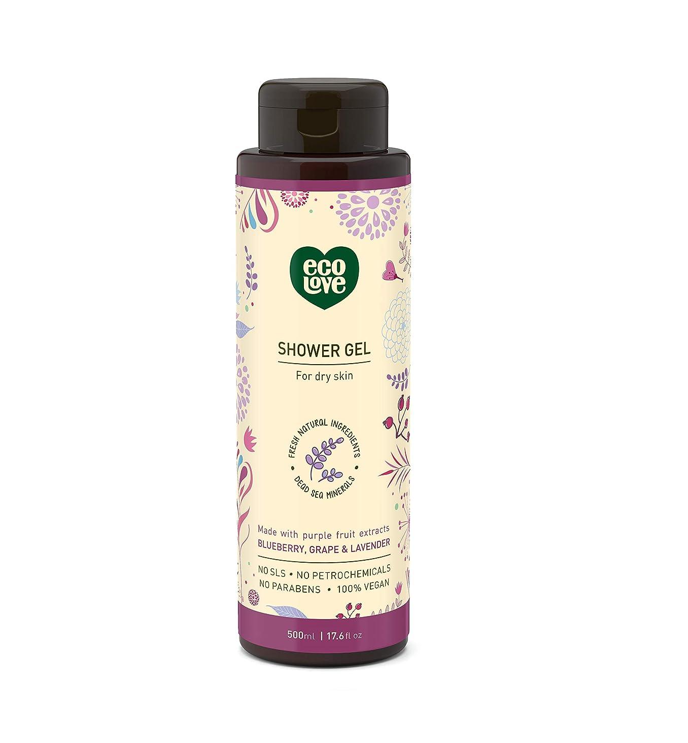 ジェット症状電気的Shower Gel for Dry Skin 17.6 oz.?500 ml