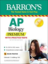 Download AP Biology Premium: With 5 Practice Tests (Barron's Test Prep) PDF