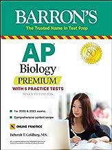 AP Biology Premium: With 5 Practice Tests (Barron's Test Prep)