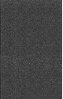 Foss Unbound Smoke Gray 6 ft. x 8 ft. Area Rug