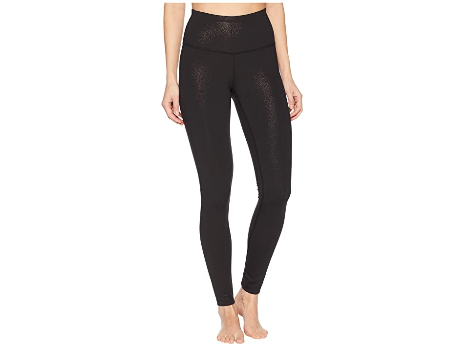 The North Face Motivation High-Rise Tights (TNF Black Copper Sparkle) Women