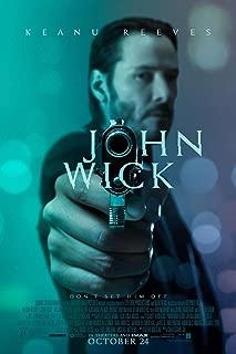 Da Bang John Wick (2016) Movie Poster (24x36) - Keanu Reeves Michael Nyqvist New