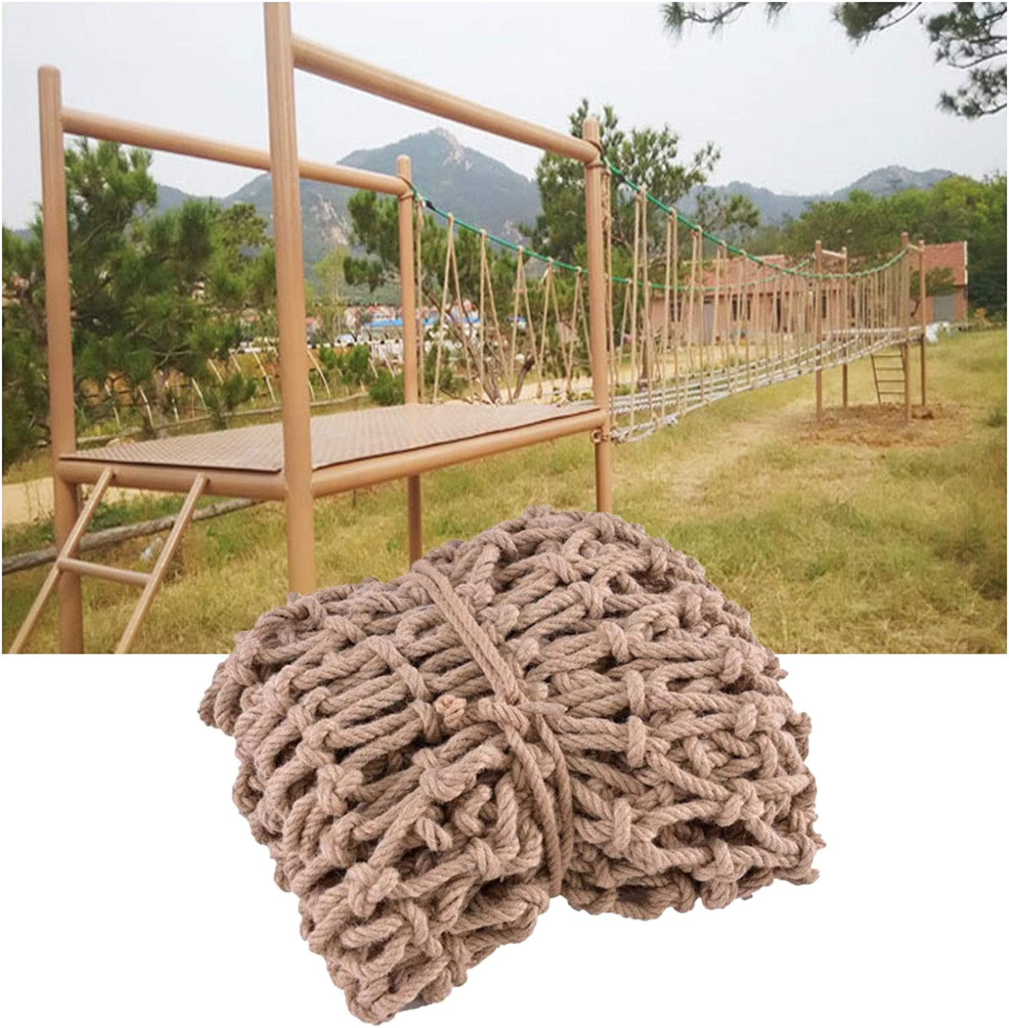 Climbing Net for Kids Cargo Rope Beauty products Truck Safety Ranking TOP1 Traile Ladder