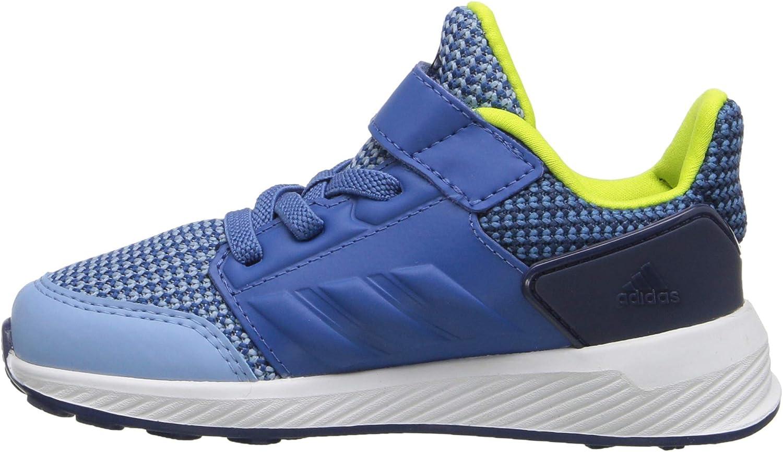 adidas Unisex-Child RapidaRun El I Running Shoe