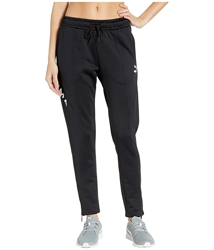 PUMA PUMA XTG 94 Track Pants (PUMA Black) Women
