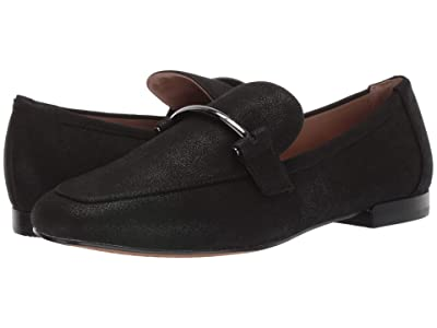 LINEA Paolo Iggy (Black Pearl Leather) Women