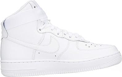 Amazon.com   Nike Women's Air Force 1 High White 334031-105 ...