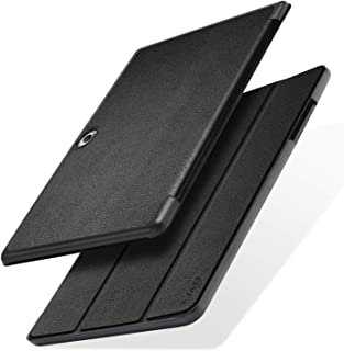 J&D Compatible for Acer Iconia One 10 (B3-A50) Case, Protective Shock Resistant Rugged Case for Acer Iconia One 10 (B3-A50) Case, Without Auto Sleep/Wake Feature - Black