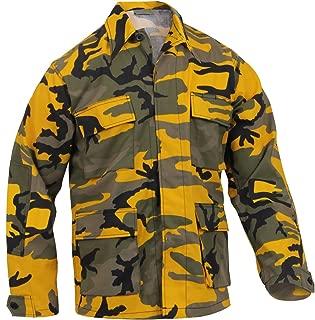 Color Camo BDU Shirt