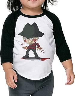 Aweson Nightmare On Elm Street Freddy Krueger Pizza ToddlerTees