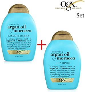 OGX Organix Argan Oil of Morocco - Set 1x Shampoo + Conditioner