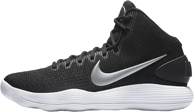 Nike , Herren Basketballschuhe Schwarz schwarz