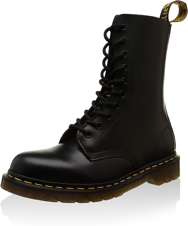 Dr. Martens, Women's 1490 Virginia Eye Leather Boot