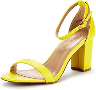 Sandals - Yellow / Sandals / Shoes