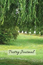 Poetry Journal: Journal for Writing Thoughts and Reflections
