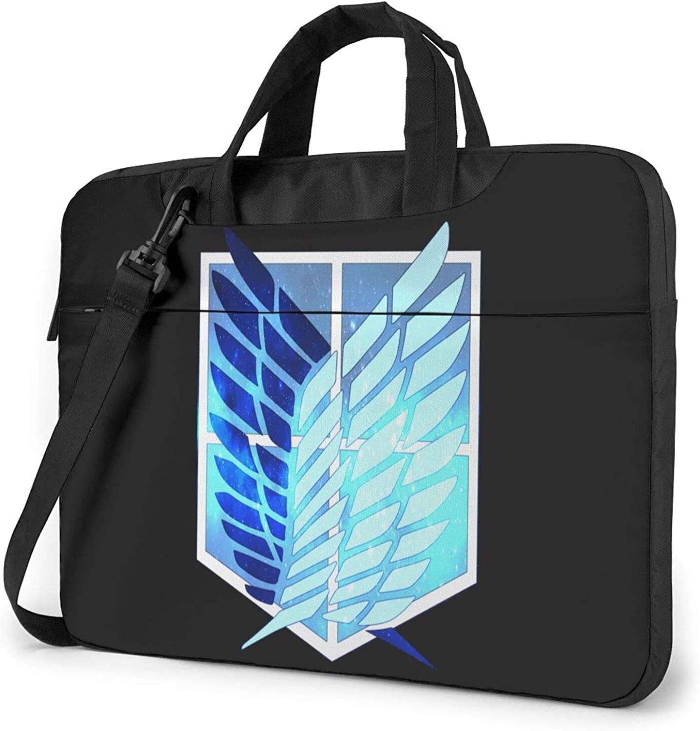 Attack On Titan Max 46% OFF Laptop Bag Portable Quality inspection Briefcase Tablet Protective