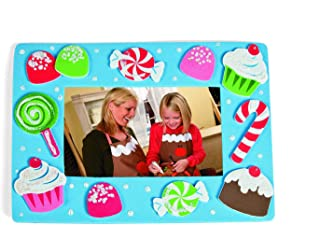 Foam Holiday Christmas Sweet Treat Photo Frame (Makes 12) Holiday Crafts, Gifts