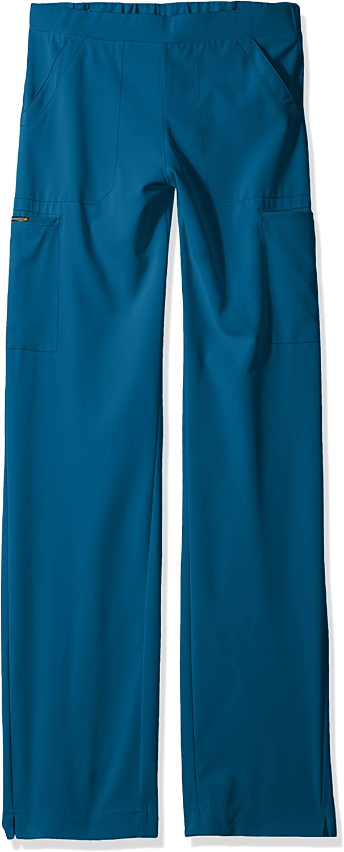 WonderWink Size Hp Hybrid Pull on Slim Women's Scrub Pant Tall