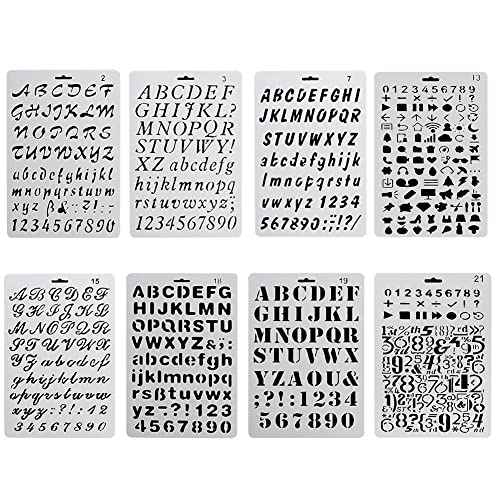 image regarding Printable Stencils Numbers named Quantity Stencils: .british isles